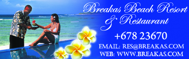 Breakas Beach Resort